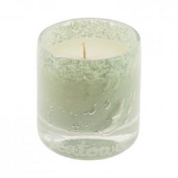 Bougie céladon - Thé vert -  Parfum d'Asie
