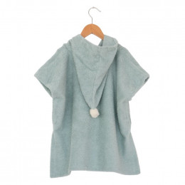 Poncho de bain So Cute - Green