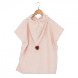 Poncho de bain So Cute - Pink