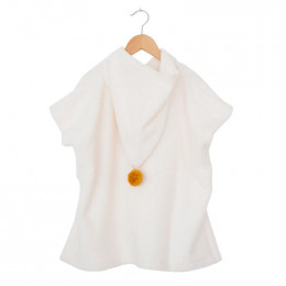Poncho de bain So Cute - Natural