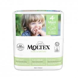 5 X Couches / langes écologiques T4 maxi 7-18kg