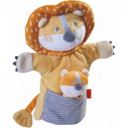 Marionnette Lion et son bébé