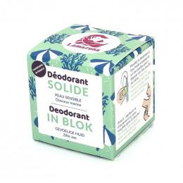 Déodorant solide - Peau sensible - Douceur marine - 30 ml