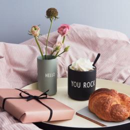 Vase  Favourite Vase - Hello