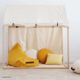 Pouf Oasis - Farniente yellow