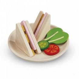 Jeu imitation cuisine - Sandwich