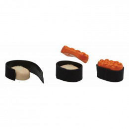 Sushi set en bois