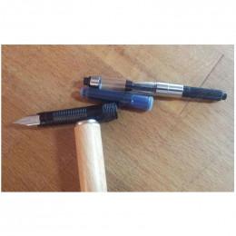 Cartouche d'encre rechargeable à piston pour stylo