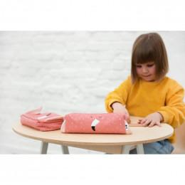 Trousse longue - Mrs. Flamingo