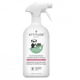 Tout-petits : spray nettoyant jouets et surfaces - 800 ml