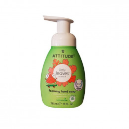 Tout-petits : savon mousse mains - pastèque coco - 295 ml