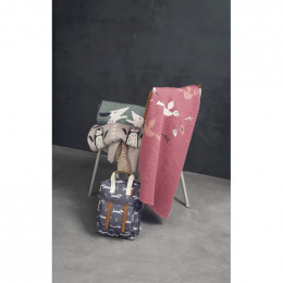 Couverture berceau en tricot - Dachsy