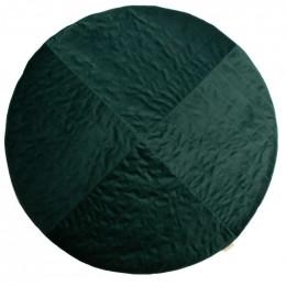 Tapis Kilimanjaro velvet 105x105 cm - Jungle green