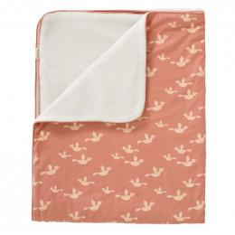 Couverture lit bébé - Birds