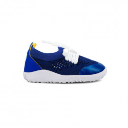 Chaussures Step Up - 732602 Play Knit Blueberry + Yellow