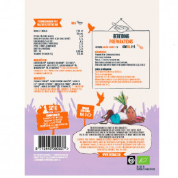 Muesli Bio - Mangue abricot - 150 g - à partir de 12 mois