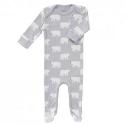 Pyjama bébé à pieds Polar bear