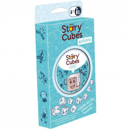 Story Cubes Version Actions - à partir de 6 ans
