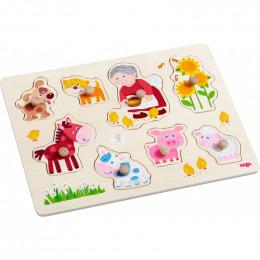 puzzle - les animaux de mamie Leni