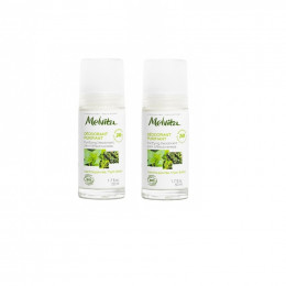 Déodorant purifiant Bio Roll on 24 h - Offre Duo - 2 x 50 ml