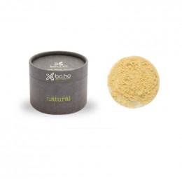 Poudre libre Green minérale - 04 Jaune translucide - 10 g