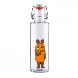 Bouteille en verre - 600 ml - Mouse