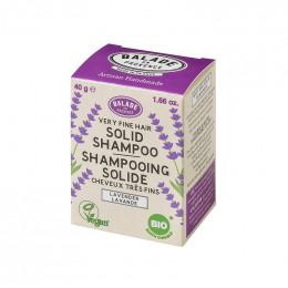 Shampooing solide Bio - Cheveux très fins - 40 g