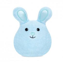 Mini hochet grelot Bunny - Bleu