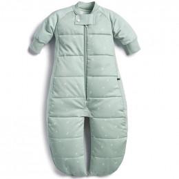 Sac de couchage 2 en 1 convertible pyjama - Tog 3.5 - Sauge - 2 à 4 ans