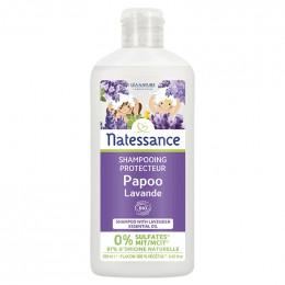 Shampooing protecteur Bio - Papoo Lavande - 250 ml