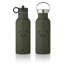 Gourde isotherme Neo - Panda hunter green - 500 ml