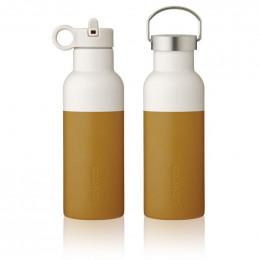 Gourde isotherme Neo - Mustard & sandy mix - 500 ml