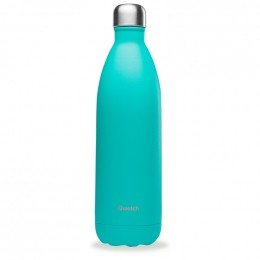 Gourde bouteille nomade isotherme - 1 litre - Pop lagon