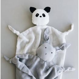 Doudou Agnete - Panda crème de la crème