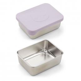 Boîte à collations Ako - Cat light lavender