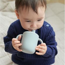 Tasse à bec Neil - Dove blue