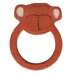 Anneau de dentition en caoutchouc naturel - Mr. monkey