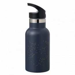 Gourde Nordic 350 ml - Indigo dots