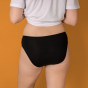 Culotte menstruelle - Noire