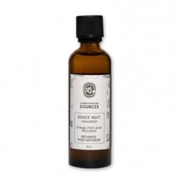 Diffuseur naturel - Douce nuit - RECHARGE 75 ml