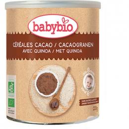 Céréales Cacao et Quinoa (dès 8 mois)