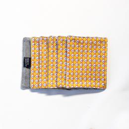 Lingette bébé en coton - 12 x 15 cm - Lot de 6 - Pomi