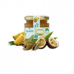 Préparation aux fruits Bio - Ananas et cardamome - 125 g - à partir de 3 ans