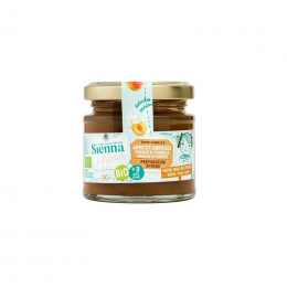 Préparation aux fruits BIO - Abricot vanille cannelle