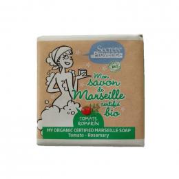 Savon de Marseille - tomate - 2 x 100 g