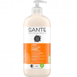 Shampooing Force et brillance - orange coco BIO 500 ml