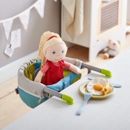 Siège de table pour poupée - Champ d'été