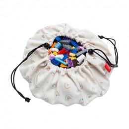 Mini sac de rangement de jouets Play & Go - Rainbow