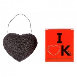 Eponge I Love K ( konjac ) à la lavande