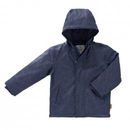 Veste de pluie pour enfant - Dots Indigo